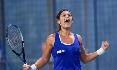 Carolina Meligeni x Beatriz Haddad Maia ITF de Oeiras