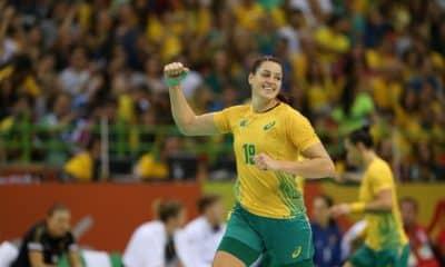 Duda Amorim aposentadoria Seleção Brasileira handebol feminino
