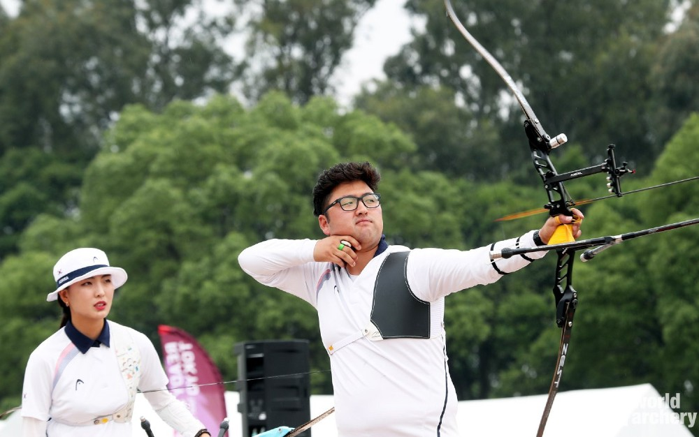 equipes mista Tiro com arco World Archery