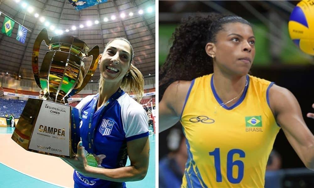 Garay e Gattaz voltam para a seleção brasileira