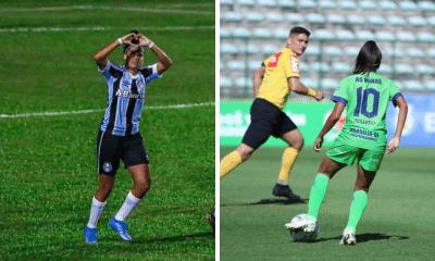 Grêmio x Minas Brasília - Brasileiro feminino
