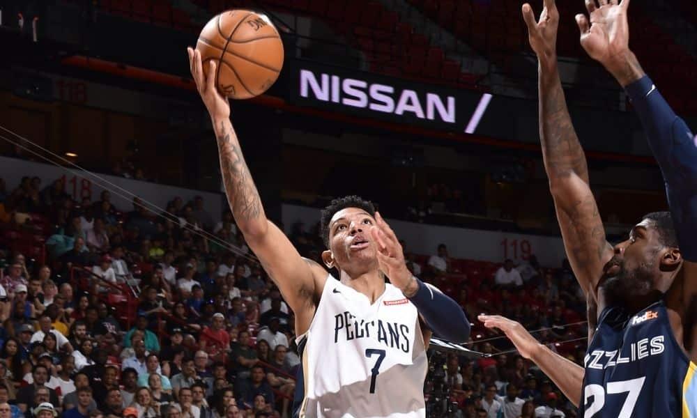 Didi na NBA Pelicans