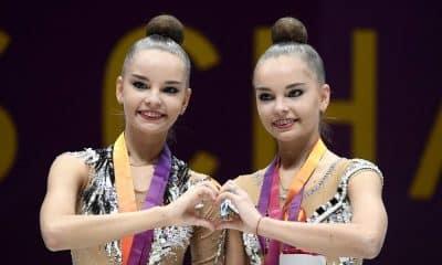 Dina e Arina Averina