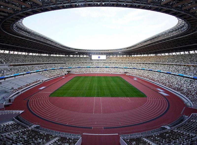 Estádio Olímpico Tóquio-2020 Jogos Paralímpicos