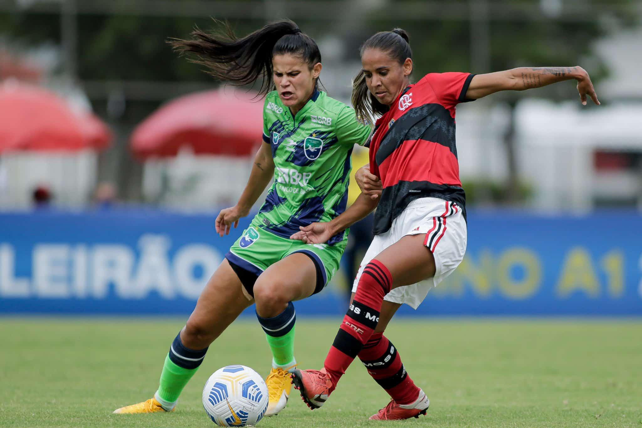 Flamengo Internacional Brasileiro feminino