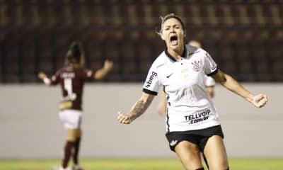 Corinthians ferroviária brasileirão feminino