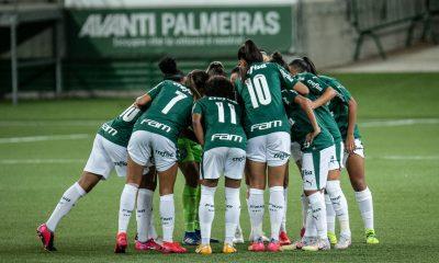 Palmeiras x Real Brasília - Brasileiro feminino