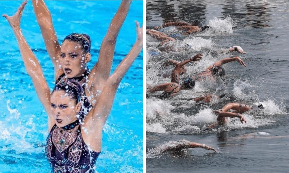 Fina cancela também os pré-olímpicos de nado artístico e maratona aquática
