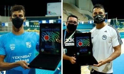 Guilherme Costa e Felipe Lima classificados para os Jogos Olímpicos Tóquio 2020