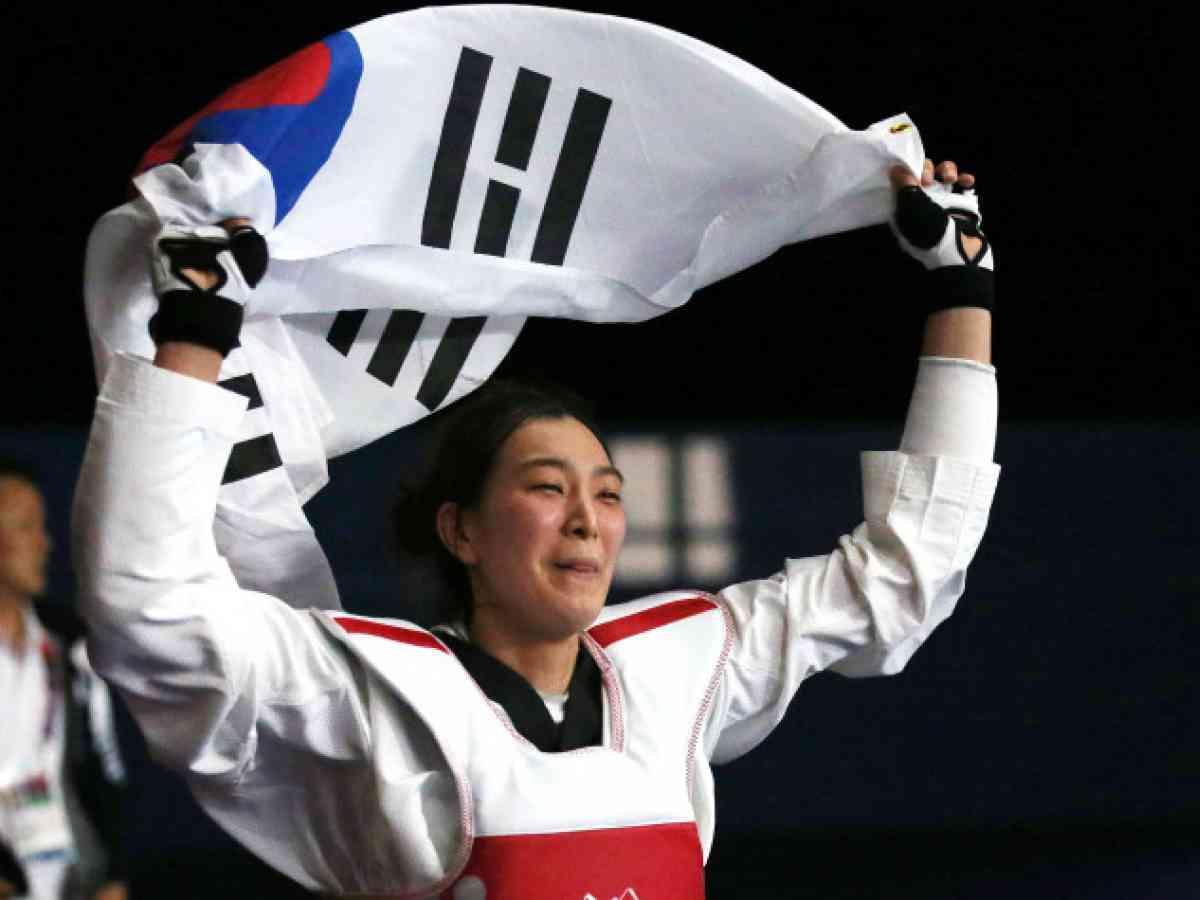 Taekwondo Hwang Kyung-seon