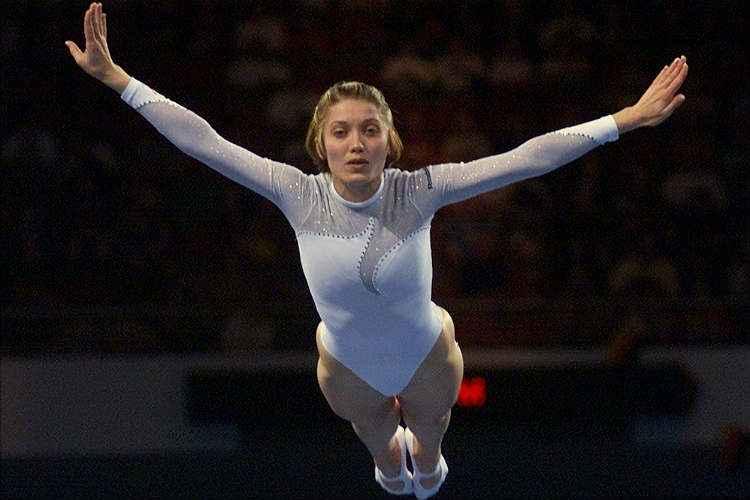 Irina Karavayeva Trampolim individual feminino