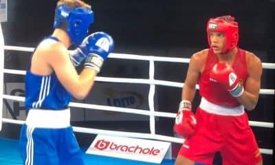 Isaías Filho Mundial da Juventude de boxe