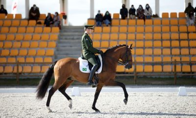 Joao Victor Oliva e Escorial Horsecampline adestramento