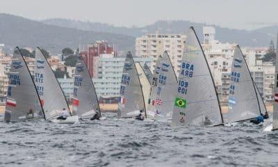 Jorge Zarif 11 após quatro dias do Campeonato Europeu de vela