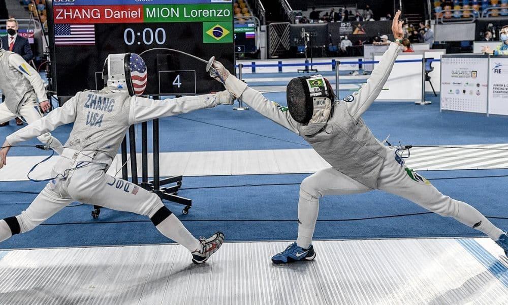 LORENZO MION X DANIEL ZHANG