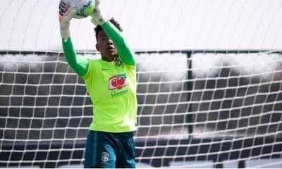 LUCIANA goleira seleção brasileira de futebol feminino