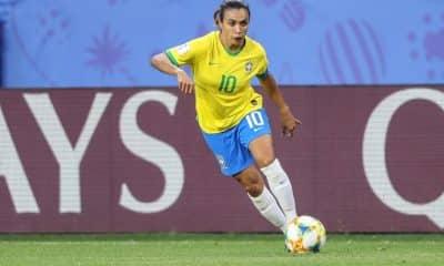 Marta sorteio do futebol para os jogos olímpicos