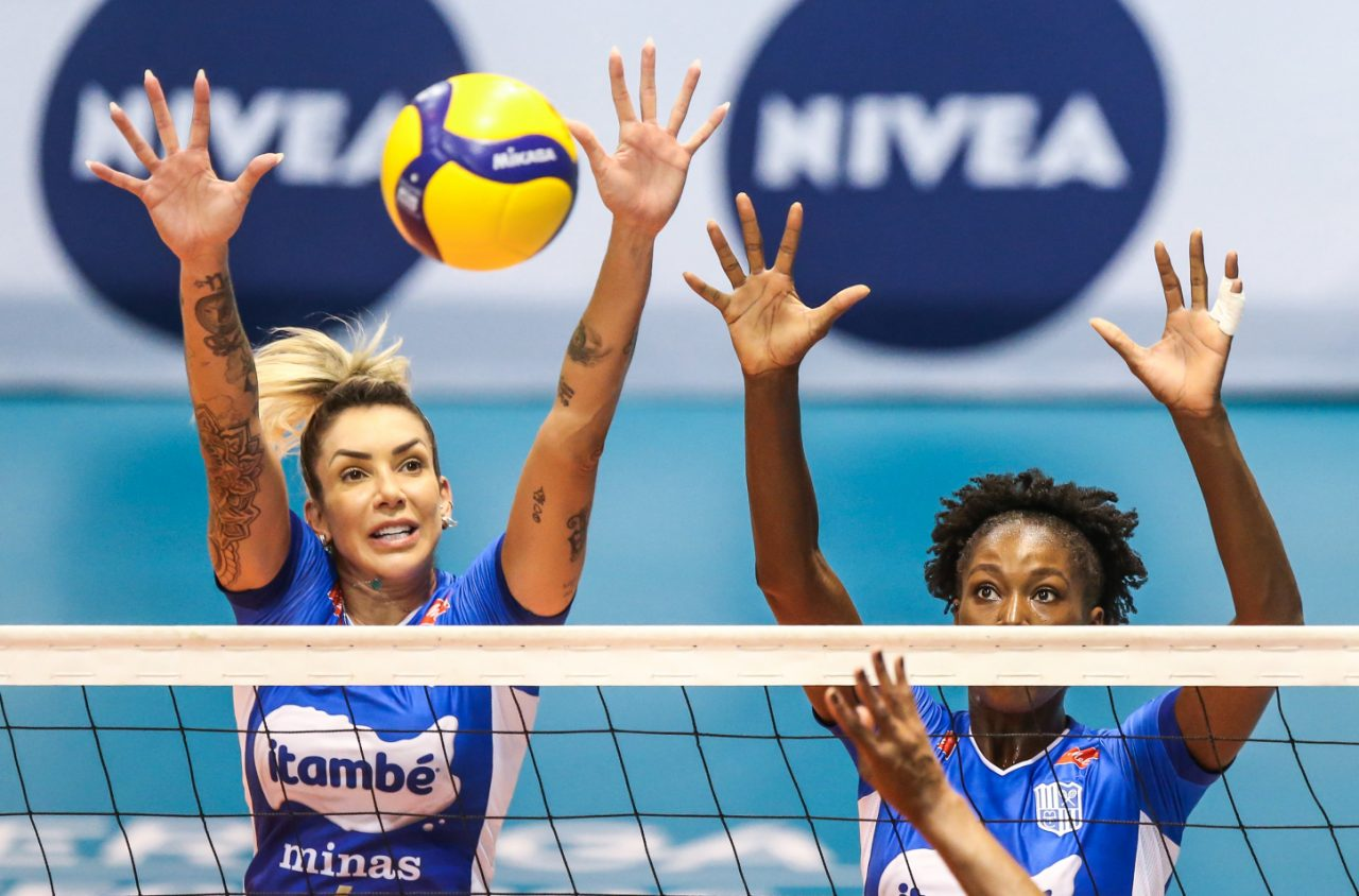 Minas x Praia Clube - Superliga feminina 2