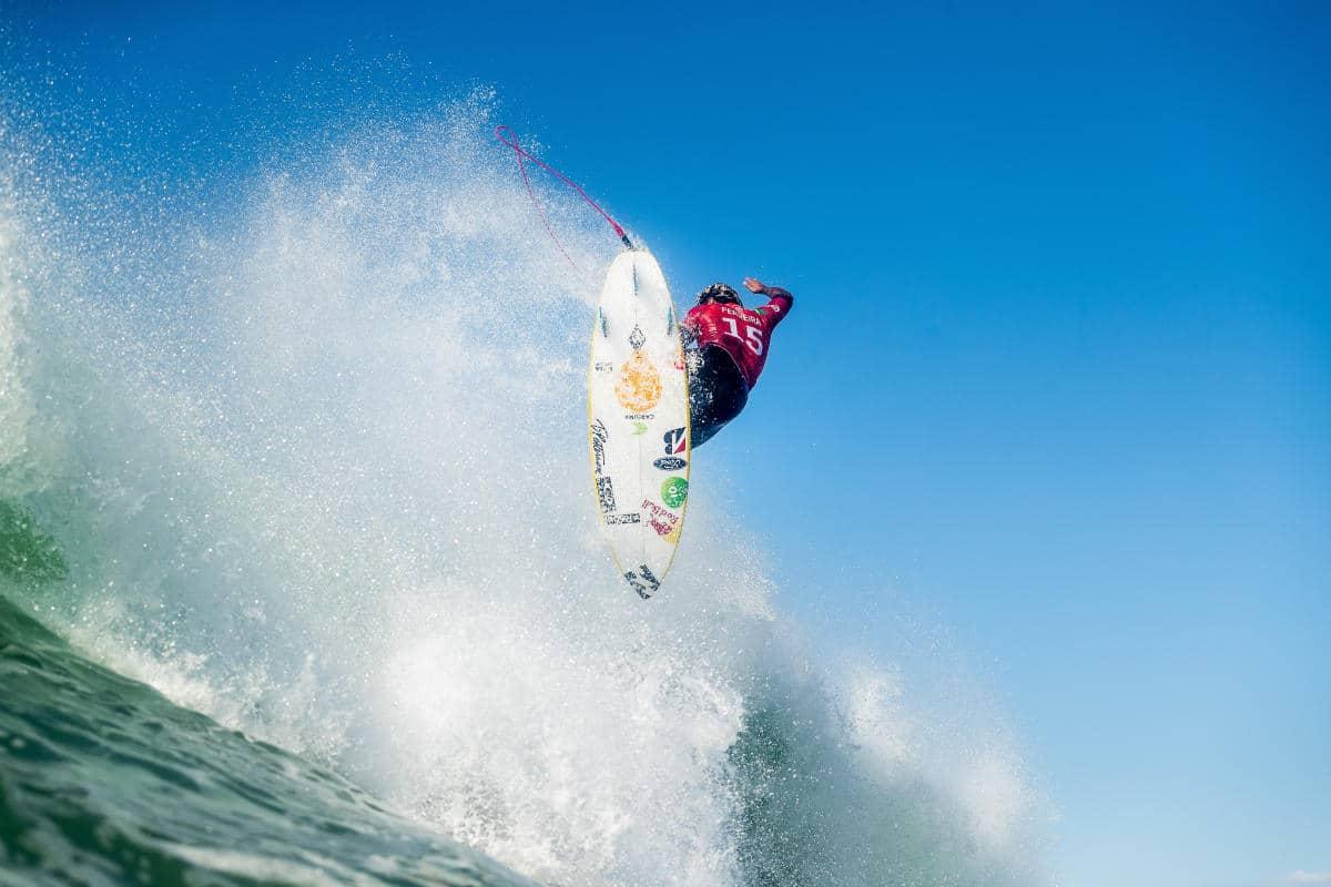 Mundial de Surfe Ítalo Ferreira