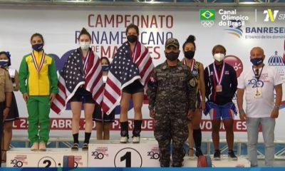 Natasha Rosa medalha de prata pan-americano de levantamento de peso