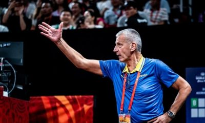 PRÉ-OLÍMPICO de basquete aleksandr petrovic