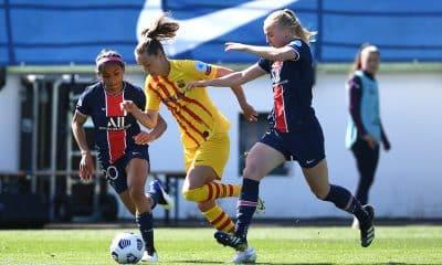 PSG x Barcelona - Champions League feminina 1
