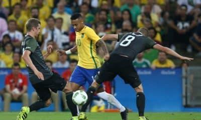 Retrospecto do Brasil contra rivais da primeira fase do futebol masculino