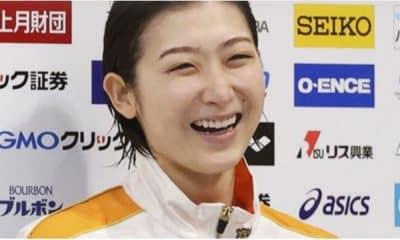 Rikako Ikee Toquio 2020 natação