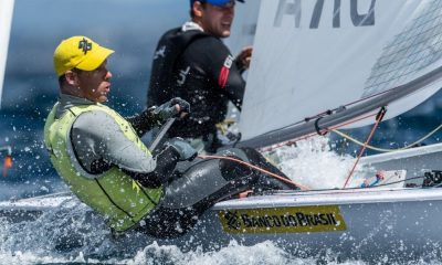 Robert Scheidt ILCA Vilamoura European qualification