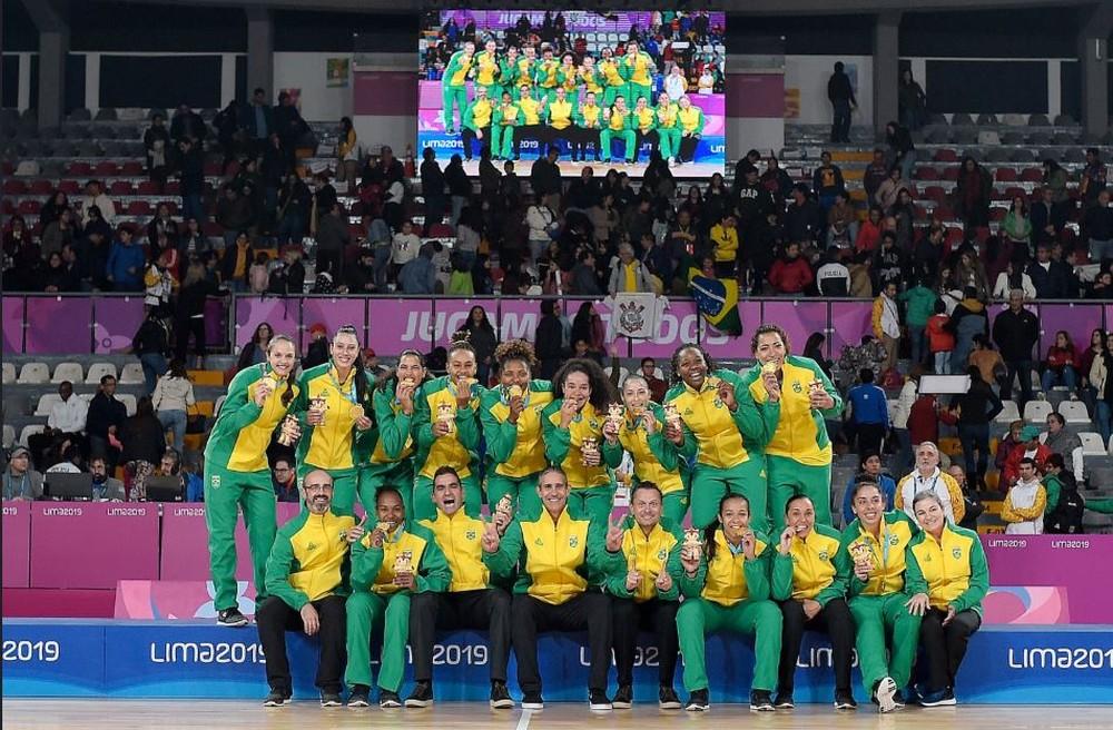 Seleção Brasileira de basquete