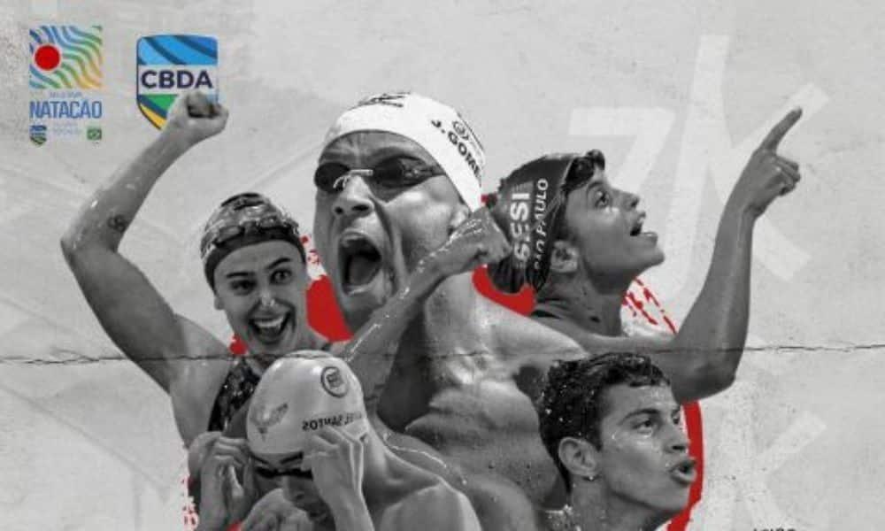Seletiva olímpica da natação