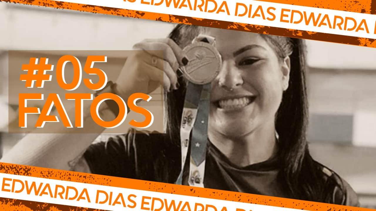 Edwarda Dias - vôlei sentado