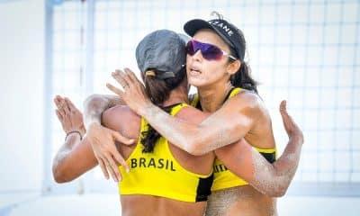 Talita e Taiana Cancún Circuito Mundial de vôlei de praia