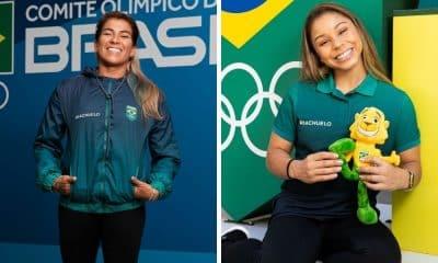 Time Brasil fecha patrocínio para os uniformes casuais dos atletas Silvana Lima Flávia Saraiva