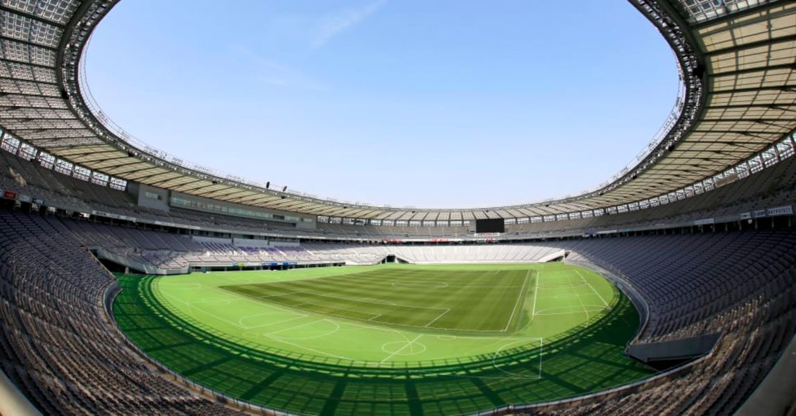 Pentatlo moderno Tokyo Ajinomoto Stadium