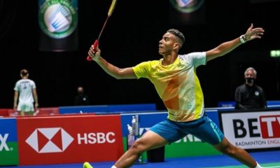 Ygor Coelho Peru International badminton