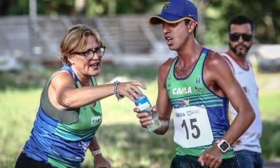 Gianetti Bonfim Caio Bonfim Comissão Técnica Copa Pan-Americana de Marcha Atlética
