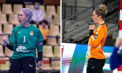 chana masson e babi arenhardt no top 5 de defesas da champions league