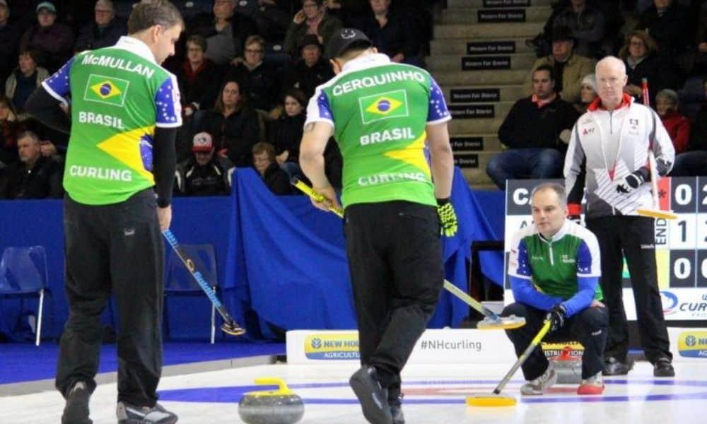 convocação da seleção brasileira de curling