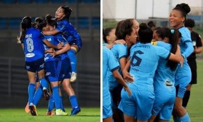 cruzeiro x real brasília campeonato brasileiro de futebol feminino