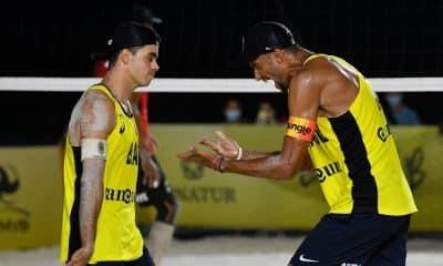 guto arthur mariano cancún hub circuito mundial de vôlei de praia