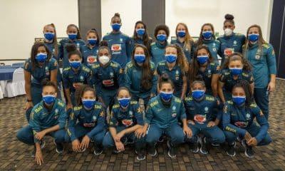 seleção brasileira sub-20 de futebol feminino