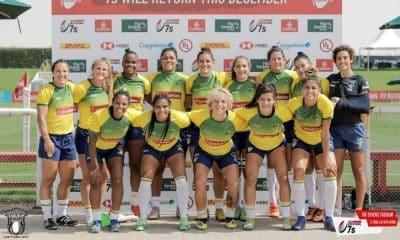 seleção de rúgbi feminino yaras emirates invitational