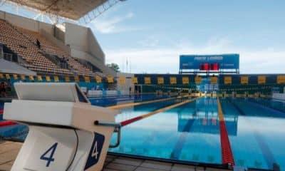 start list da seletiva olímpica de natação