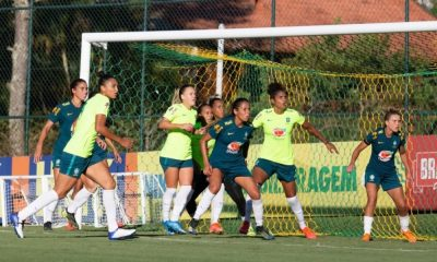 surto de covid na seleção brasileira de futebol feminino pega três jogadoras e dois membros da comissão técnica