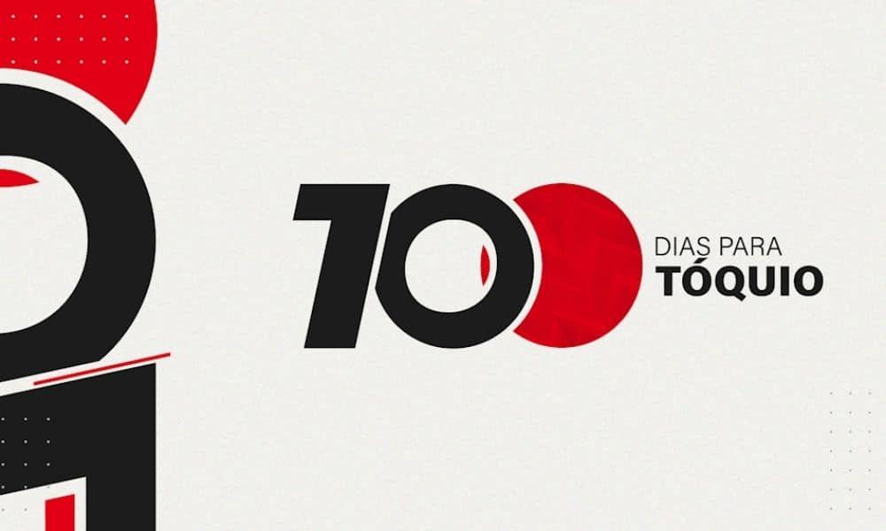 100 dias para a Paralimpíada
