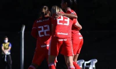 Botafogo e Internacional - Brasileiro Feminino