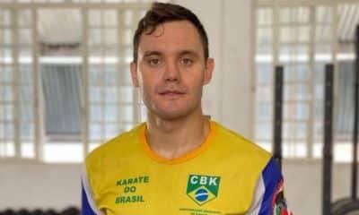 Douglas Brose - Pré-Olímpico de caratê - Tóquio 2020