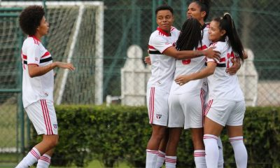Bahia e São Paulo - Brasileiro Feminino
