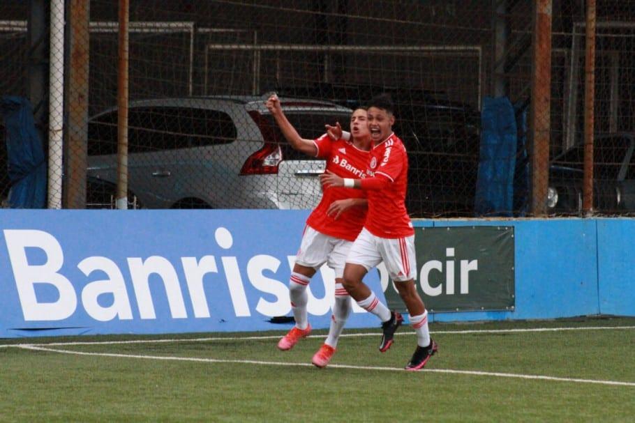 Internacional 2 x 0 Santos Brasileiro Sub-17
